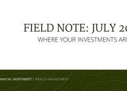 Field Note July 2021