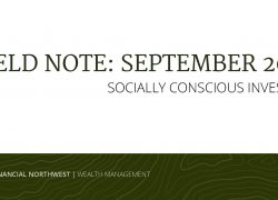 Field Note: September 2021
