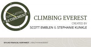 Navigating Retirement: Climbing Everest